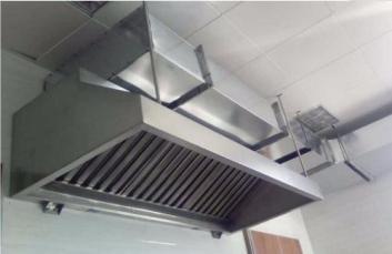 佛山厨房排烟系统设计