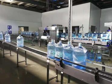扬州桶装水批发水质天然纯净无污染
