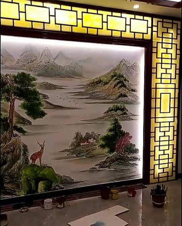 宁波文化墙让您的推广更加的安心放心