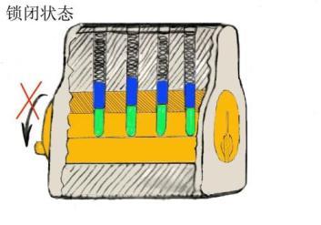 量子锁和原子锁有什么区别