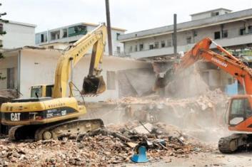 南昌拆除工程施工安全管理办法
