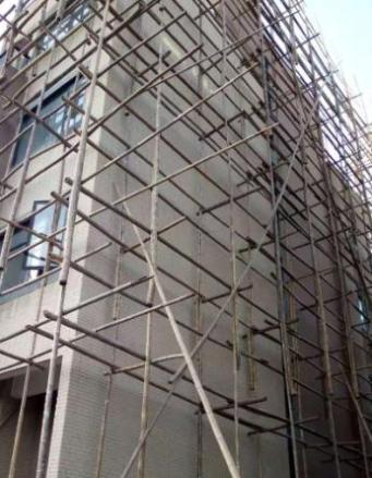松江区脚手架搭建 工程包工包料