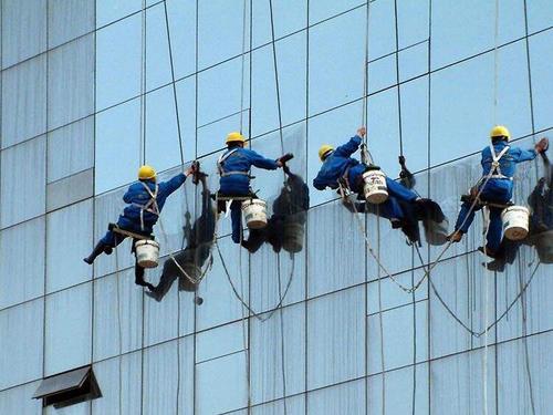 珠海高空玻璃清洗施工条件有哪些?