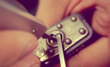 锁芯生锈难打开怎么办