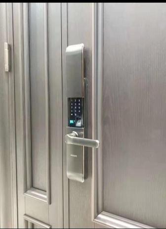 桓仁开锁安装智能指纹锁