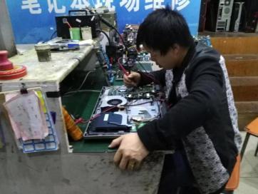 萍乡电脑维修告诉你,黑屏如何解决