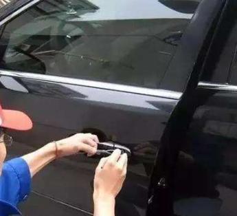 海门开汽车锁