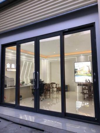 铝合金门窗安装方法过程