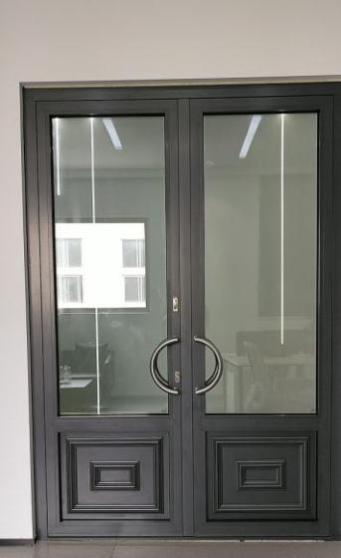 平开窗内扇怎么安装