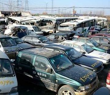 广州报废汽车回收