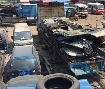 广州专业回收二手车及事故车报废车