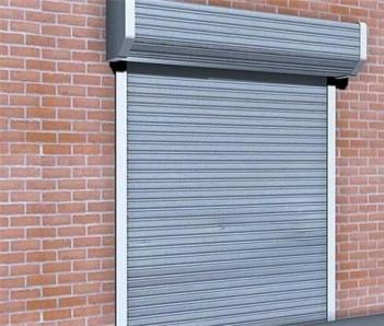 卷帘门怎么安装