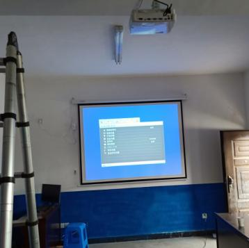 铜川专业安装调试各种投影仪