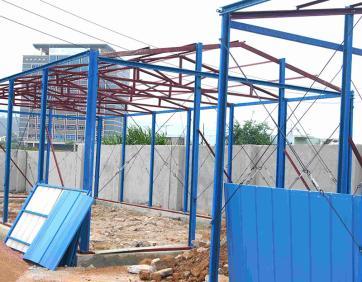 杭州二手活动板房使用寿命长