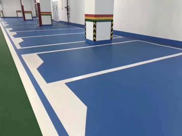 沧州地坪漆的施工方法
