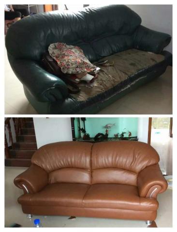 天津专业上门维修翻新各种沙发