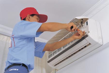 禹会空调移机维修严把配件质量关