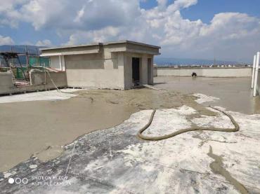 房顶漏水的的施工方案