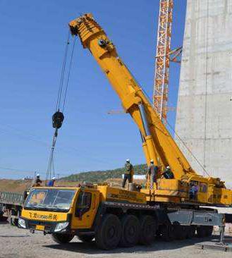 南昌东湖区吊车出租提供优质产品以及服务