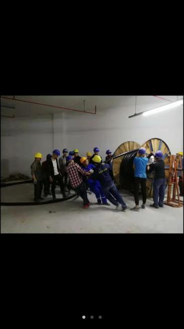 广州附近拉高低压电缆工程服务专业不影响工期速度