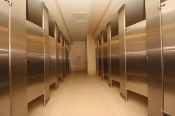 卫生间间隔的质量很重要