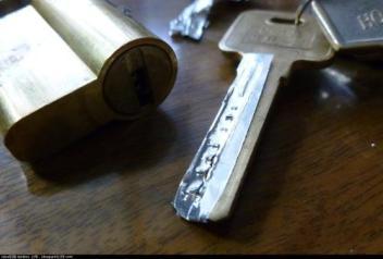 升级新技术的防盗锁很重要