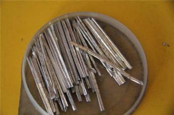 秦皇岛开锁锡纸条秒变万能的钥匙