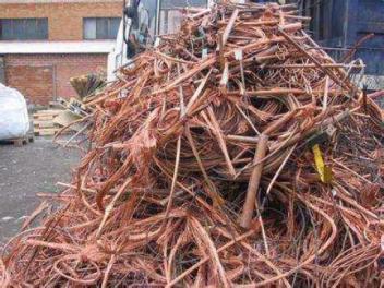 长期高价回收废铜