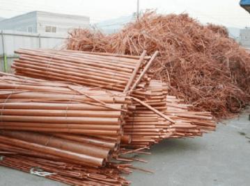杭州废铜回收24小时免费上门估价