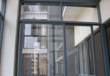 桂林铝合金门窗的安全搭配技巧