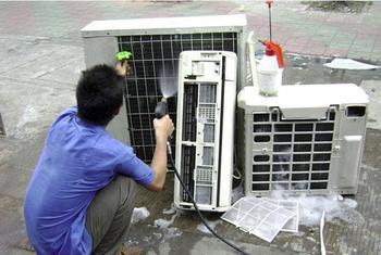 长安专业空调维修