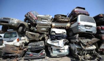 南京回收报废车 拆解行业进行产业升级