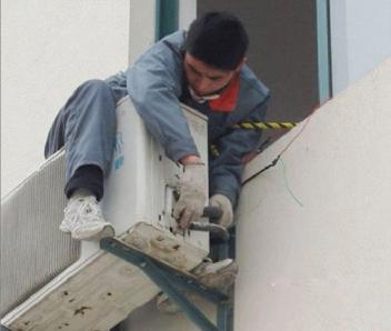 开福区家电维修空调搭配风扇