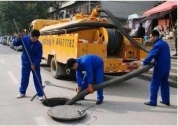 湘乡管道疏通物理清洗方法