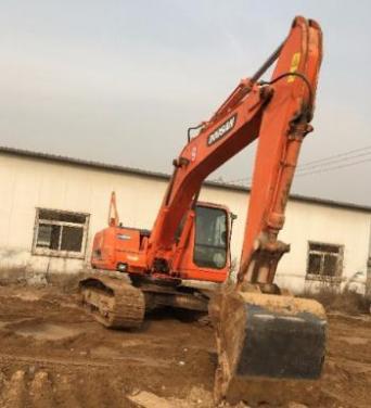 河南原装进口国产及合资品牌二手挖掘机