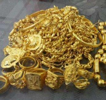 高价黄金回收名表回收