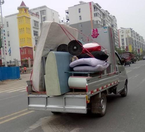 富平搬家公司服务方便快捷