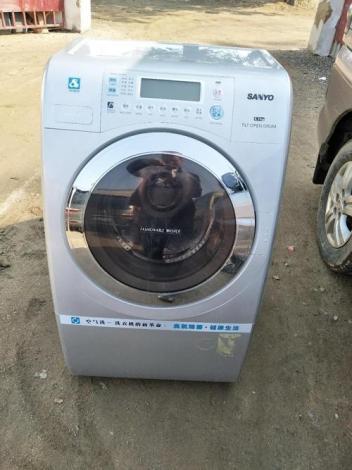 三洋洗衣机不进水怎么办