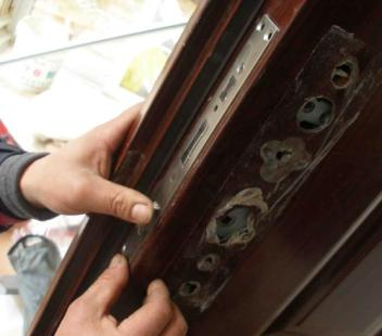 许记开锁免费更换各种超b级双排原子锁芯