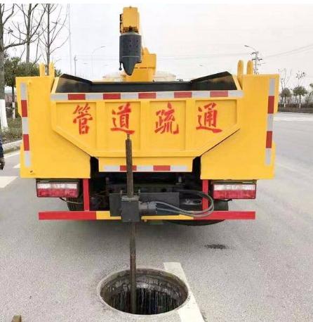 赣州高压清洗机械管道疏通