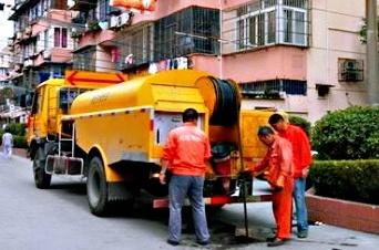 赣州优质高效的管道疏通服务部