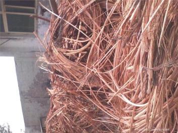有色金属回收加工循环利用