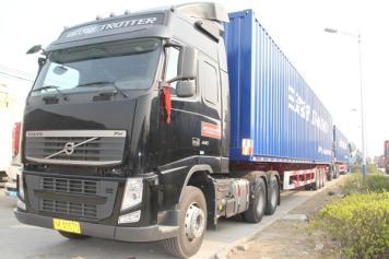 莲通物流在重庆地区从事物流货物运输
