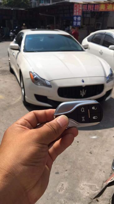 遵义配各品牌汽车钥匙