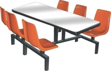 仁寿县金马酒店用品配送连体餐桌椅上门安装