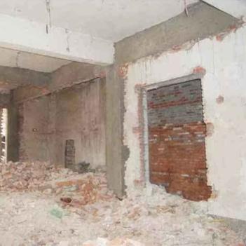 兰州专业拆除施工注意事项