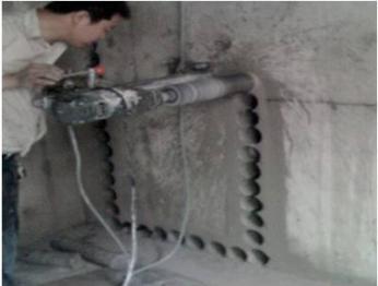 兰州技术一流的钻孔服务