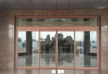 贵阳感应门安装结构组成