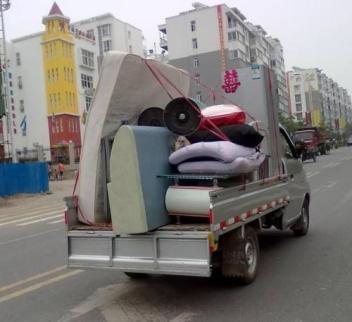 晋城三轮车搬家拉货服务随叫随到