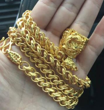 中山黄金回收多少钱一克,纯金含量怎么看
